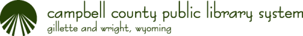 Campbell County Public Library Logo